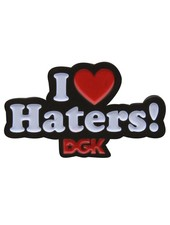 DGK I Love Haters! Pin