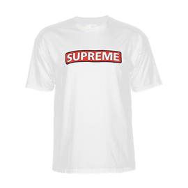 Powell Peralta Supreme Tee - White