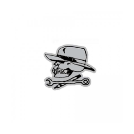 Hard Luck MFG Pen & Wrench Lapel Pin