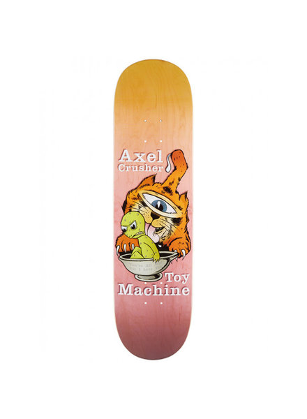 "Toy Machine Axel ""Crusher"" Cruysberghs Valentine (8.38"")"