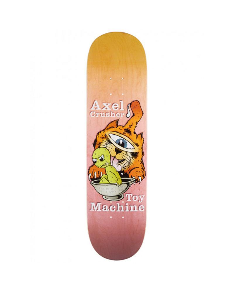 "Toy Machine Toy Machine Deck - Axel ""Crusher"" Cruysberghs Valentine (8.38"")"