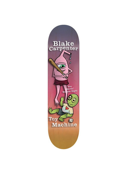 "Toy Machine Blake Carpenter Valentine (8.0"")"