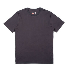 Brixton Basic Premium Washed Black Tee