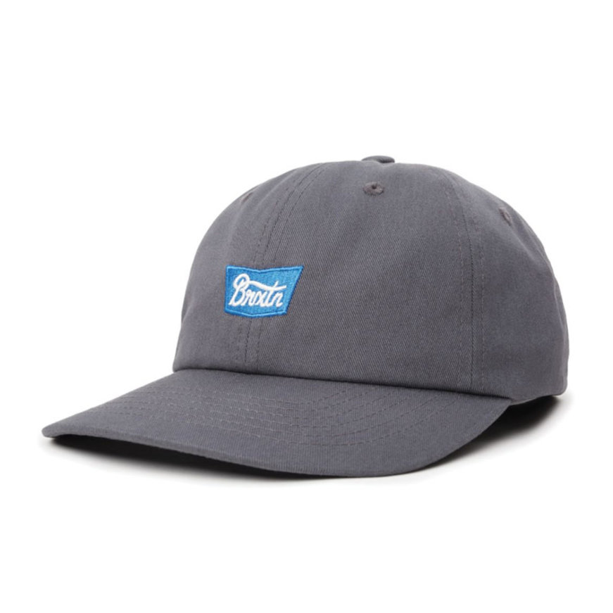 Brixton Brixton Stith LP Cap - Grey