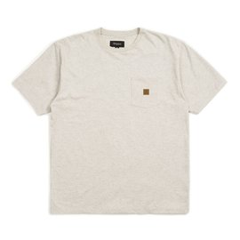 Brixton Main Label Knit Pocket Tee