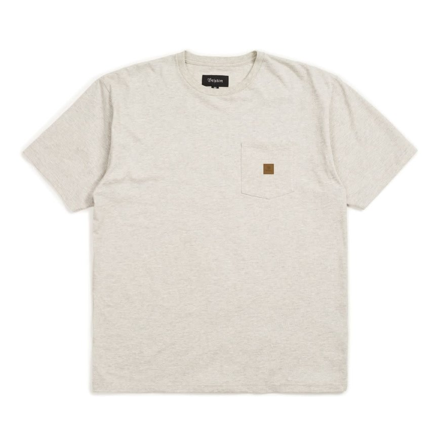 Brixton Brixton - Main Label Knit Pocket Tee
