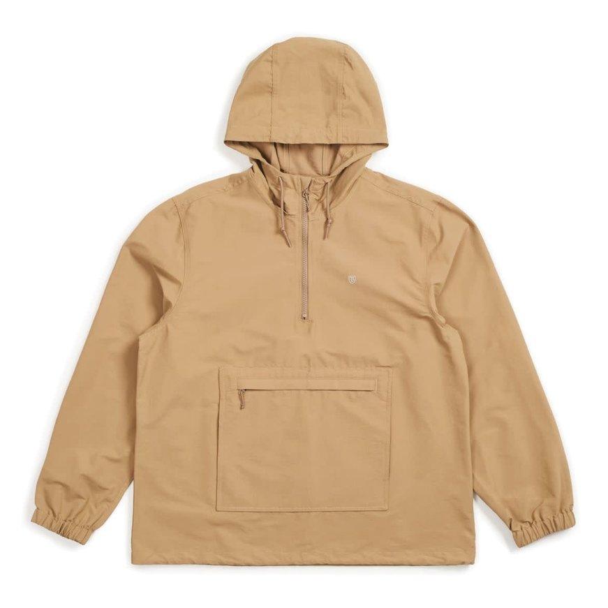 Brixton Brixton Anorak Patrol Hooded Jacket - Khaki