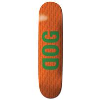 "RAWDOGRAW DOG Kenny Stanley Gator Deck (8.375"")"