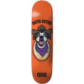 "RAWDOGRAW David Reyes Sheriff Deck (8.25"")"