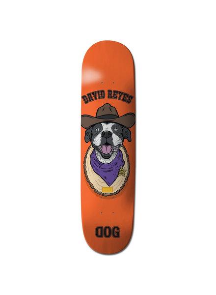 """RAWDOGRAW David Reyes Sheriff Deck (8.25"""")"""