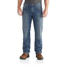 CARHARTT INC. Rugged Flex Relaxed-Fit Straight Leg Jeans