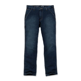 Rugged Flex Dungaree Jeans