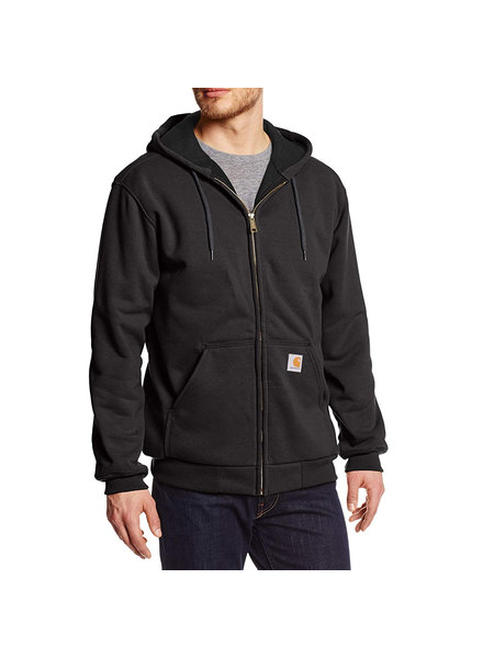 CARHARTT INC. Rain Defender Rutland Thermal-Lined Jacket - Black