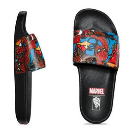 Vans SANDAL SLIDE ON MARVEL SPIDER