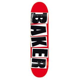 """Baker BRAND LOGO (03-010-0350) WHITE 8.0"""""""