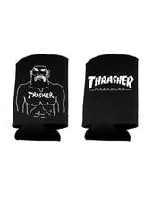 Thrasher Koozie - Black