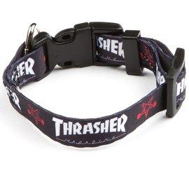 "Thrasher Dog Collar (3/4"")"