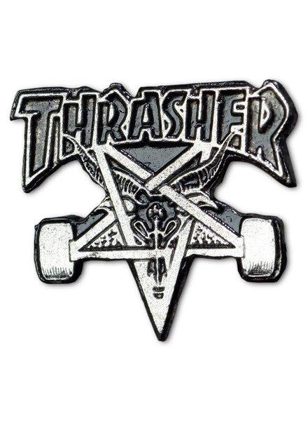 Thrasher Skategoat Lapel Pin