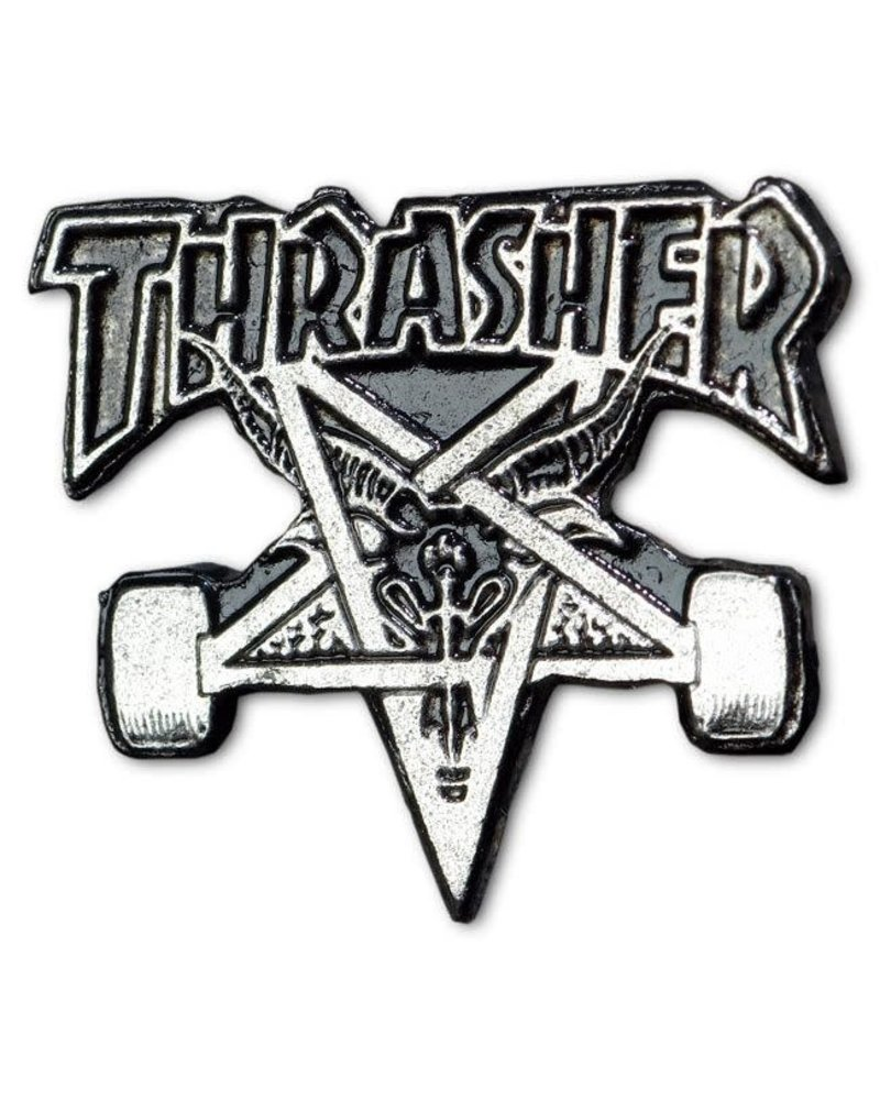Thrasher Thrasher Skategoat Lapel Pin