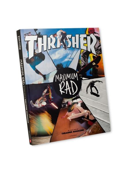 Thrasher Maximum Rad Book