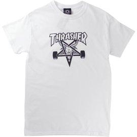Thrasher Skategoat Tee - White