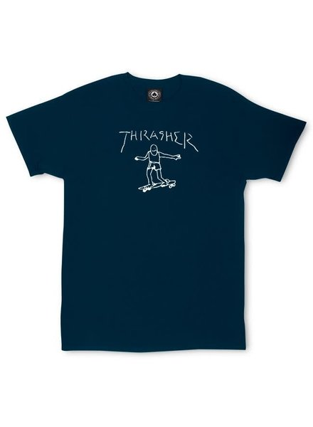 Thrasher Gonzales Tee - Navy