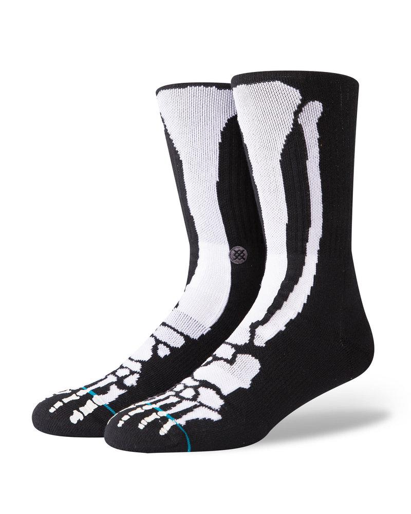 STANCE Stance Bones 2 Socks - Black/White