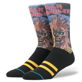 STANCE Iron Maiden Socks - Black