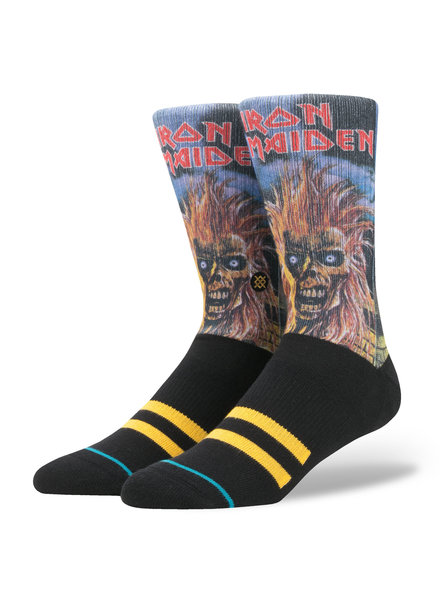 STANCE Iron Maiden Socks - Black