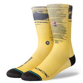 STANCE Post Malone Socks - Yellow