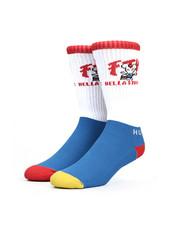 HUF FTW Stoops Socks - White