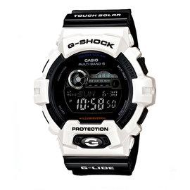 G-Lide Series Watch - Black/White