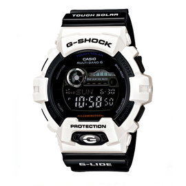 G SHOCK G-Lide Series Watch - Black/White