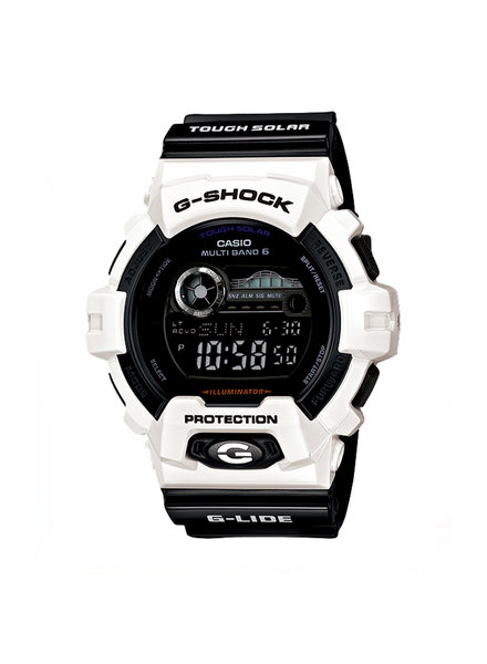 G-Lide Series Watch - Black/White
