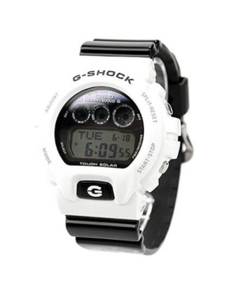 G SHOCK Garish Color Series Watch - White