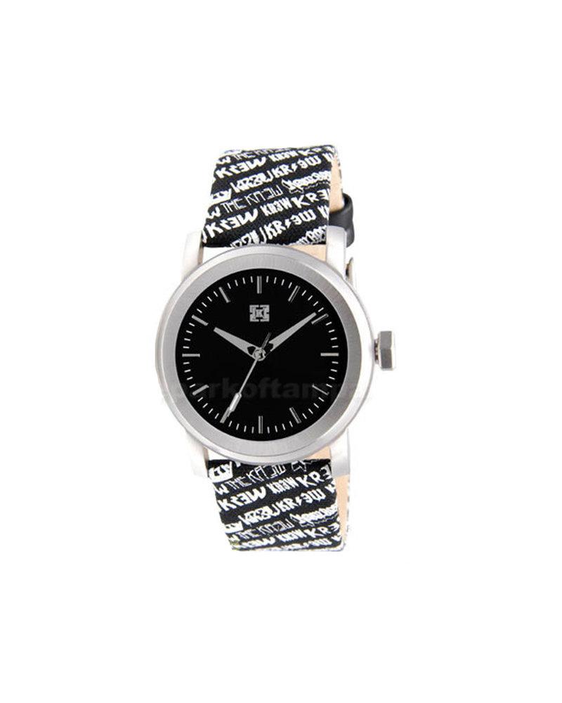 KR3W KR3W Rockshow White Watch