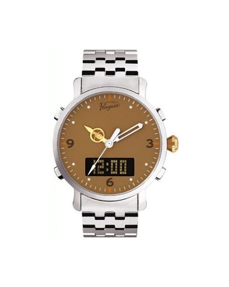 Original Penguin Analog Digital Watch