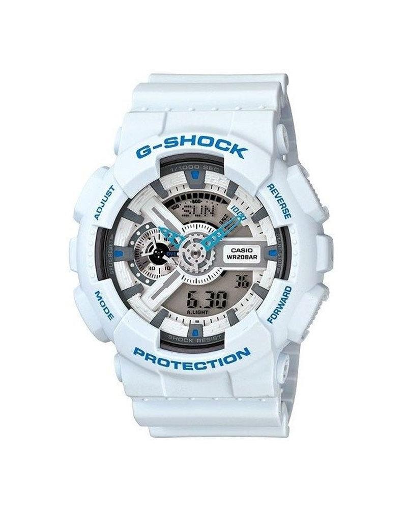 XL Digital Watch - White