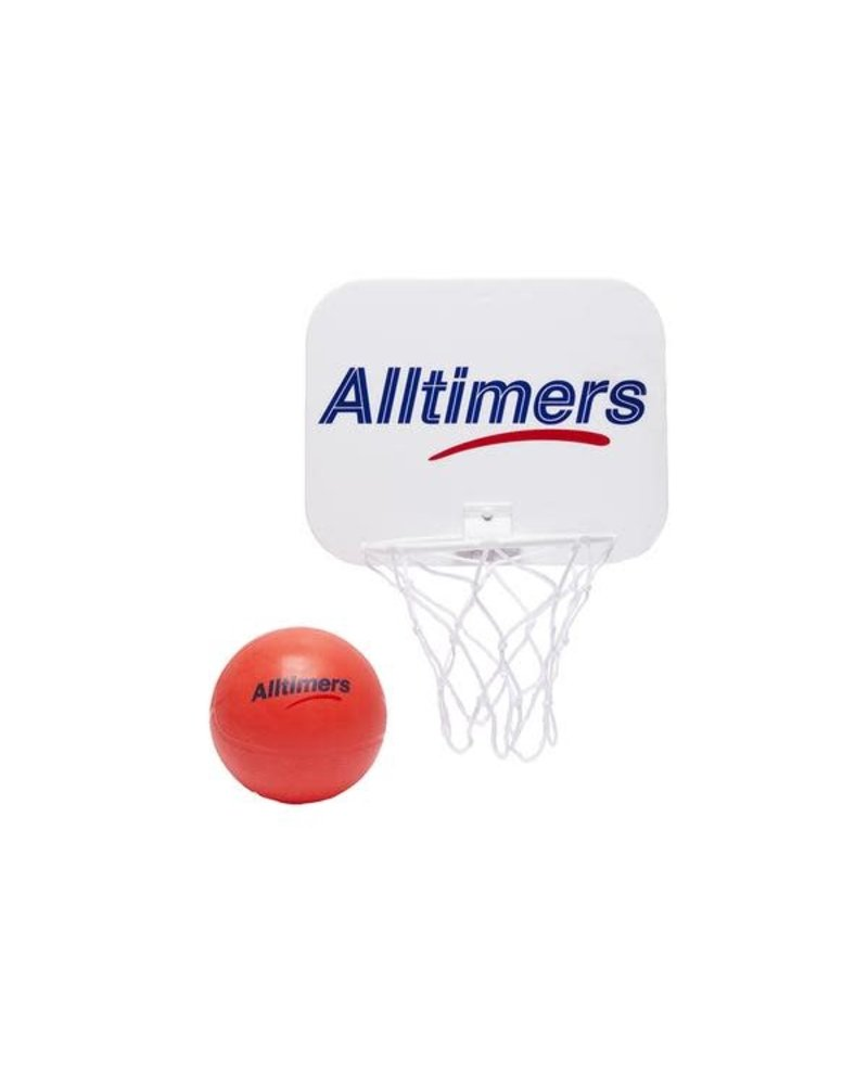 ALLTIMERS Alltimers Mini Basketball Hoop Set