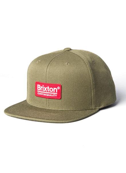 Brixton Palmer II MP Hat - Olive