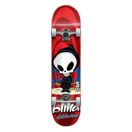 "BLIND Complete Mini Skateboard Retro Reaper Youth (7.5"")"