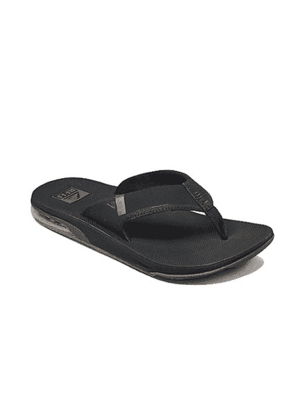 REEF BRAZIL Fanning Low Sandals - Black