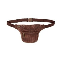 BUMBAG Bumbag - Velma Deluxe Hip Pack Brown