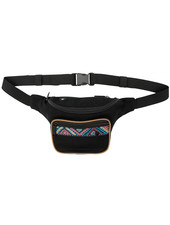 BUMBAG Thornberry Deluxe Hip Pack - Black