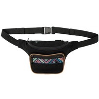 BUMBAG Bumbag Thornberry Deluxe Hip Pack - Black