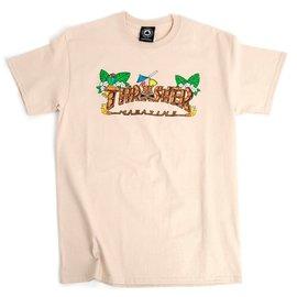 Thrasher Tiki Tee - Sand