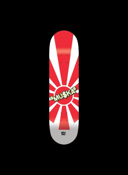 "Chad Muska - Rising Son Deck (8.125"")"