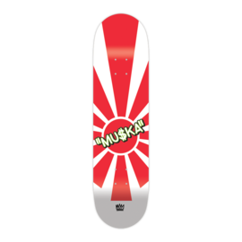 "QUINCY Chad Muska - Rising Son Deck (8.0"")"
