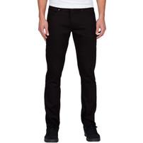 Volcom Volcom Vorta Slim Fit Denim Pants - Black on Black