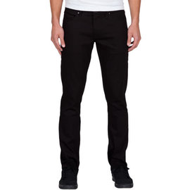 Volcom Vorta Denim Pants - Black on Black